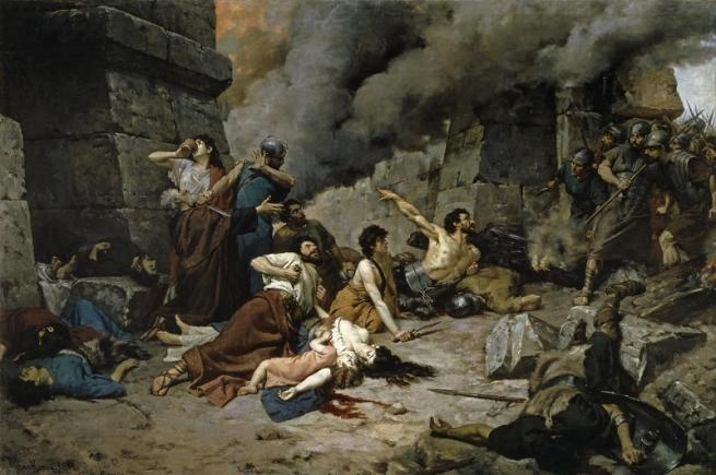 Romanos vs Celtíberos