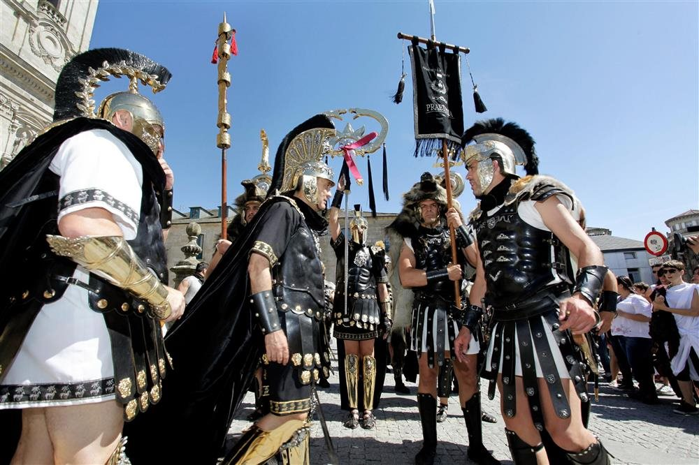 Recreaciones Históricas en España